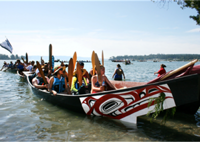 Tulalip Canoe Journey 2007