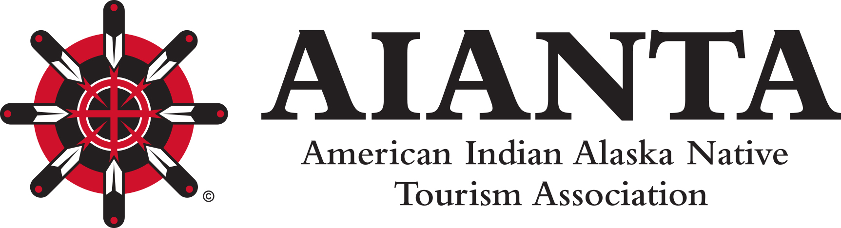 American Indian Alaska Native Tourism Association logo