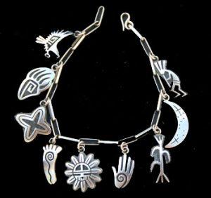 Duane Tawahongva Jewelry