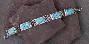 Bracelet by Eldrick Seotewa