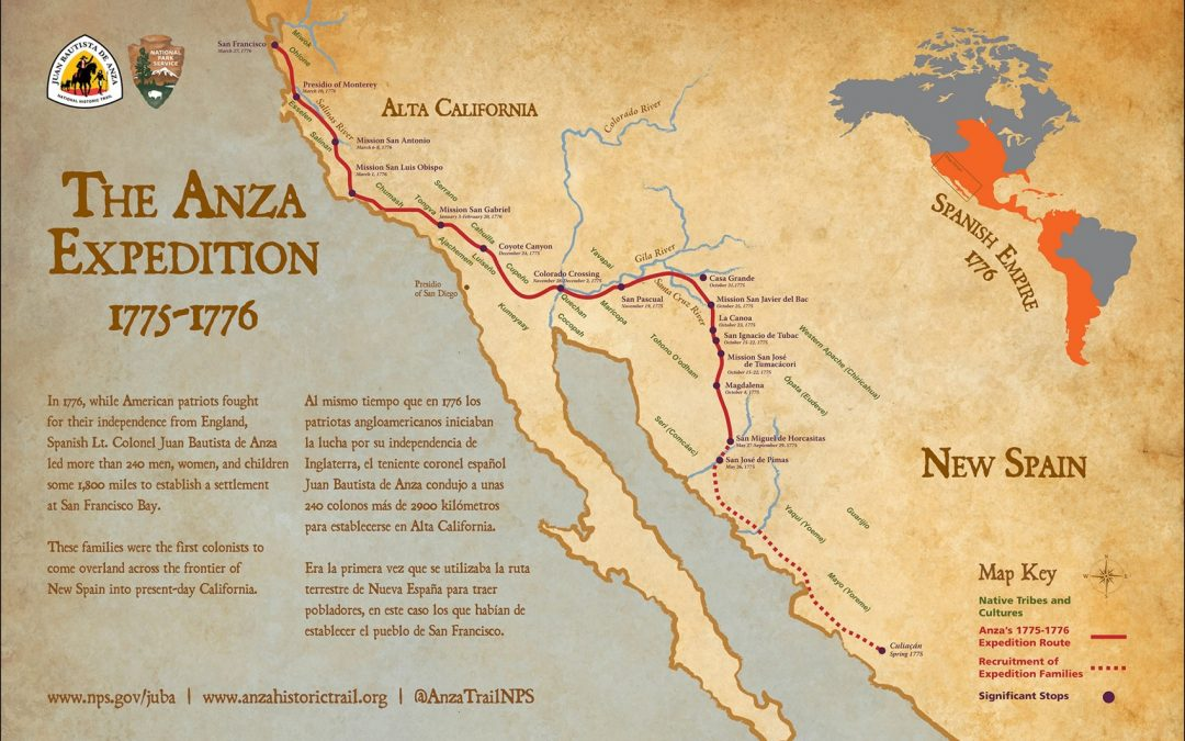 AIANTA to Develop Tribal Travel Guide Interpreting the Anza Trail