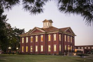 Cherokee Nation Capitol Building // credit: Cherokee Nation