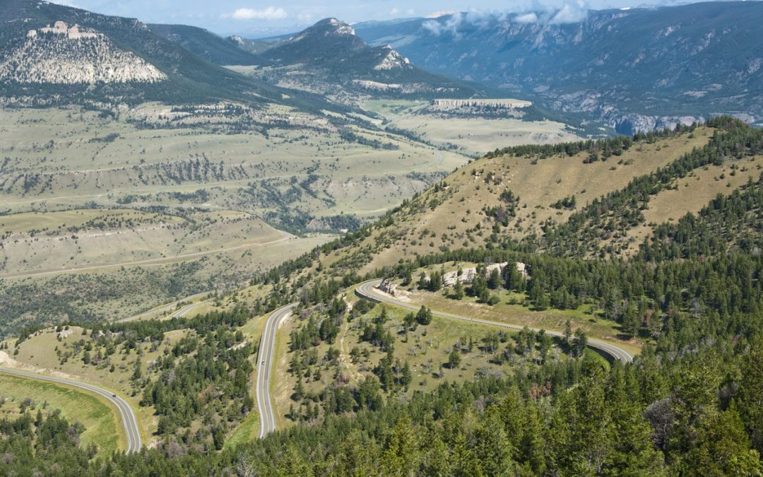 Help Revive America's Scenic Byways Program