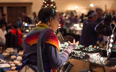 Native American Holiday Markets