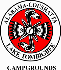 Lake Tombigbee Campgrounds, Alabama Coushatta Tribe