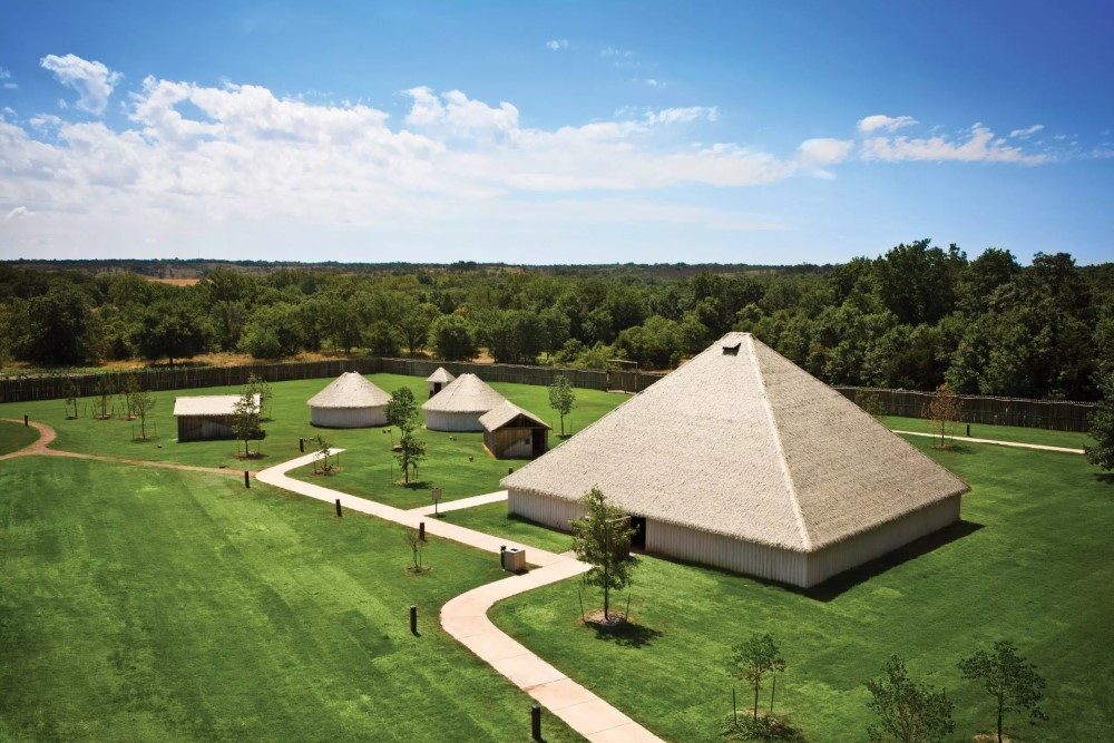 Chickasaw Cultural Center // (c) Chickasaw Country