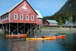 Icy Strait Point, Huna Totem Corporation