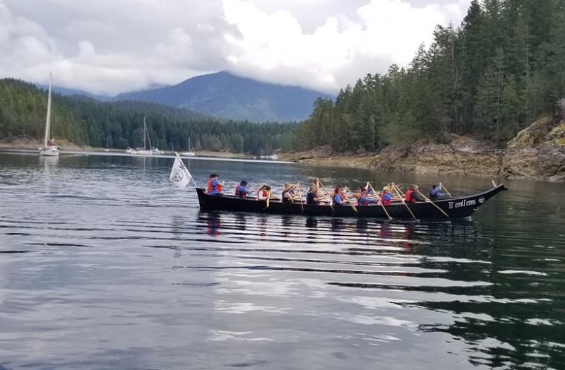 2019 Paddle to Lummi