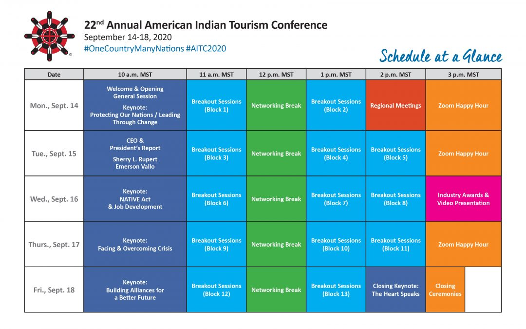 Register Now for AITC Conference Sessions