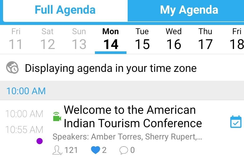 Five Reasons to Use the AITC Conference App