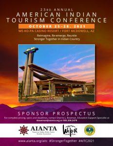 2021 AITC Sponsor Prospectus Cover