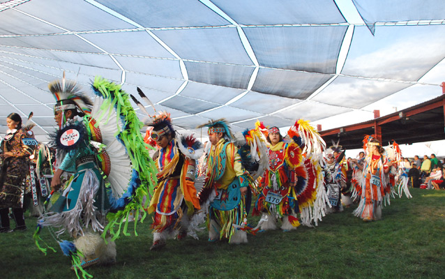 Powwows and Cultural Tourism