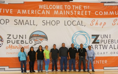 Building a MainStreet Community in Indian Country